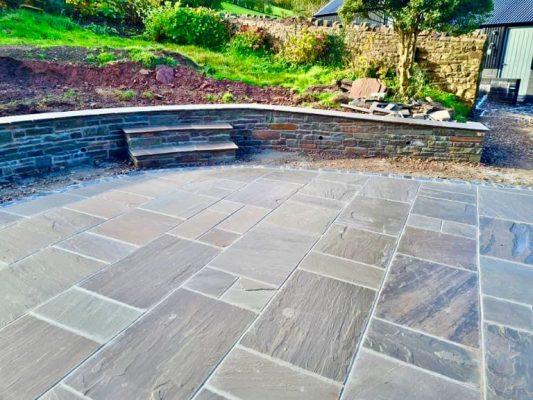Bronze   Natural Paving   DD Concrete