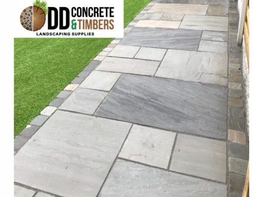 Dolphin grey   Natural Paving   DD Concrete