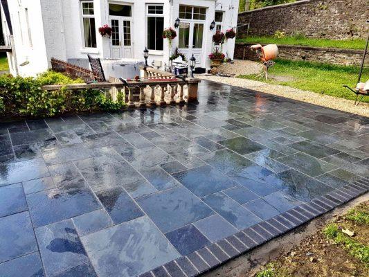 Black Slate   Natural Paving   DD Concrete